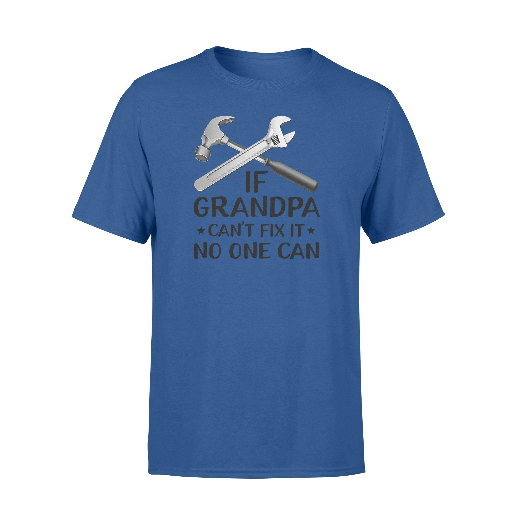 fix it 2 T shirt - Gifts for grandpa