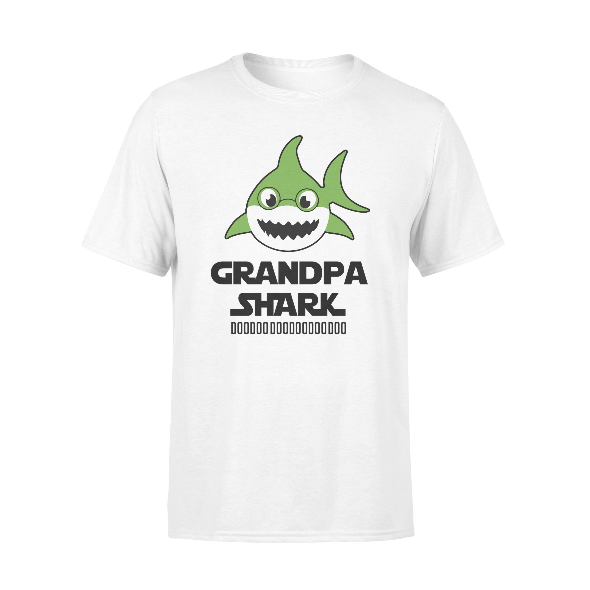 shark T shirt - Gifts for grandpa