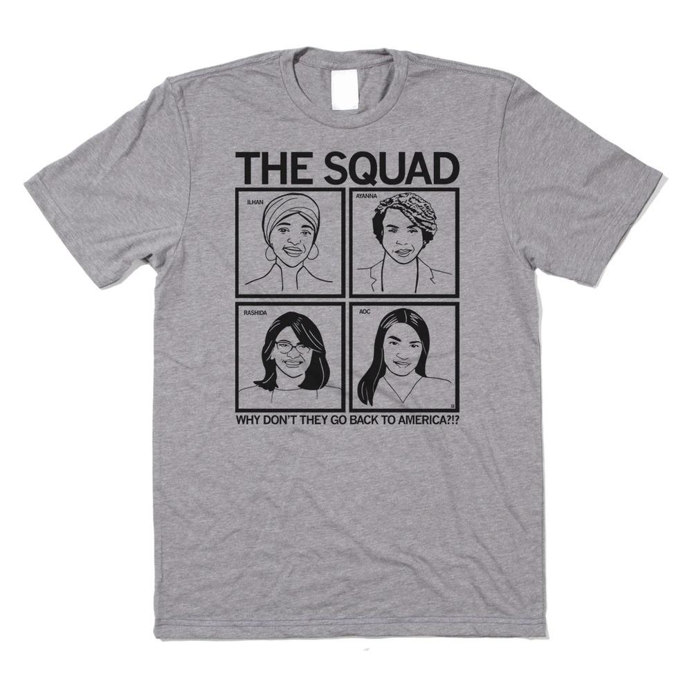 Champions Tee The squad aoc shirt GST