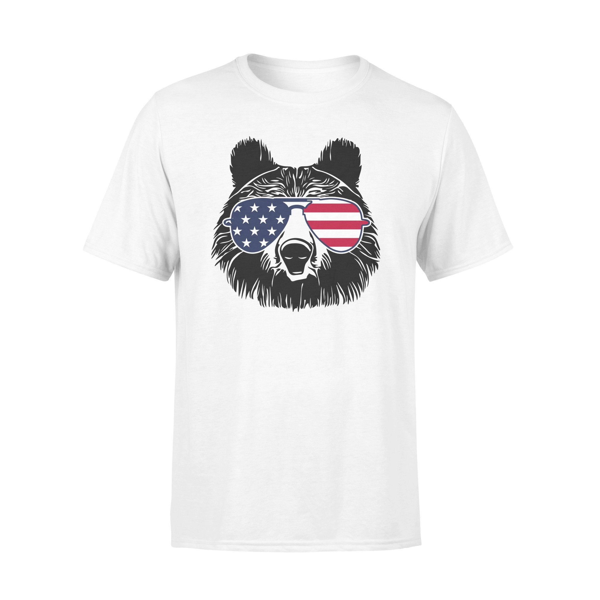 Mama Bear 4Th Of July Shirts Gift For Couple